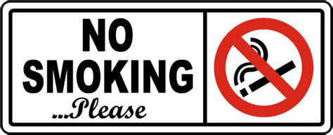 no smoking sign leed no smoking please sign r5447 by safetysign com