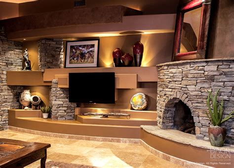 custom stone fireplace tv wall s d m custom finish custom media wall home entertainment center design