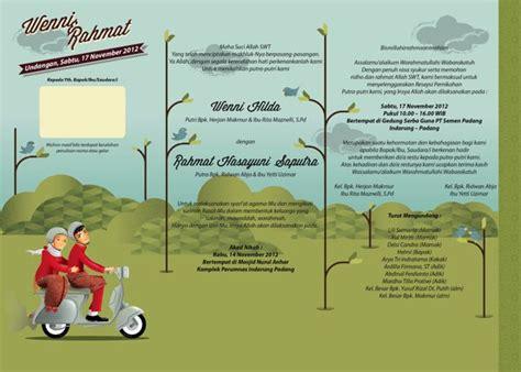 Undangan Pernikahan Wedding Invitation Lipat Tiga 36 best 37 contoh konsep undangan pernikahan desainer indonesia images on indonesia