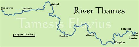river thames footpath map introduction tamesis fluvius the thames path