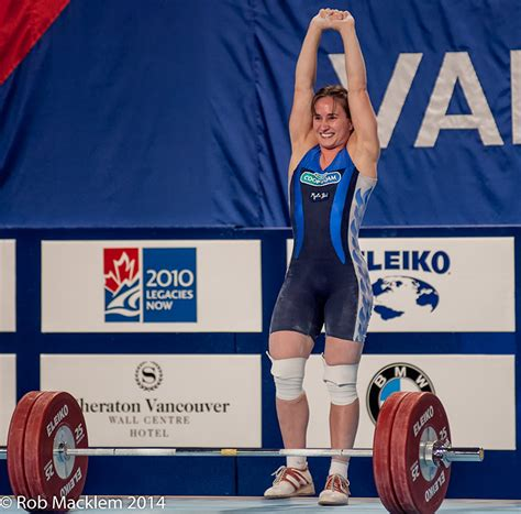 maryse turcotte maryse turcotte can 58kg stars of olympic weightlifting