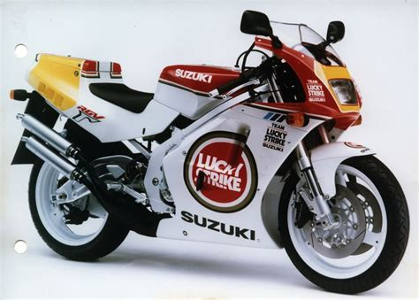 Suzuki Rgv250 23 Best Images About Suzuki Rgv 250 On Legends