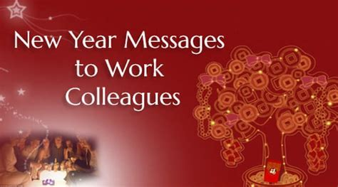 new year messages to work colleagues new year wishes