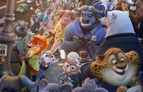 film disney zoo disney s zootropolis spoofs star wars the force awakens