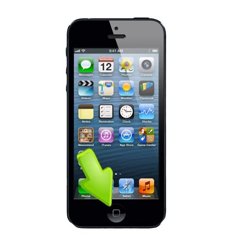 iphone 5 home button repair service
