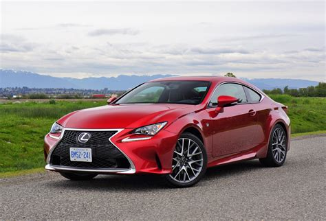 lexus rc f sport 2017 2017 lexus rc 300 awd f sport review the car magazine