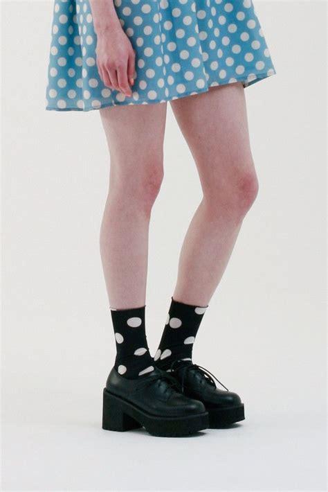 Brogue Chunky Heel Shoes chunky heel brogues heels zone