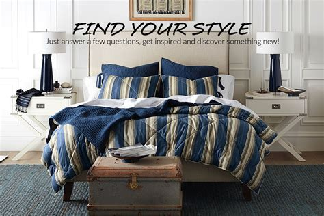 Pottery Barn Track My Order Style Finder Quiz Pottery Barn