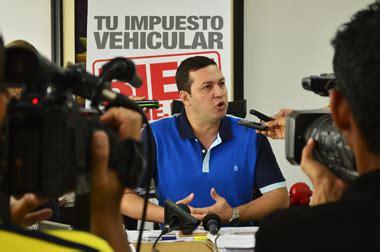 plazo para pago de impuesto vehicular barranquilla 2016 rueda la prensa econom 205 a