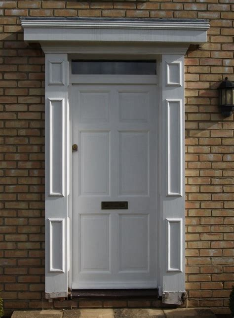 Exterior Door Surrounds Door Surrounds Available From Elglaze Ltd