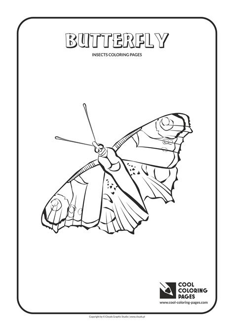 butterfly coloring page education com cool coloring pages butterfly coloring page cool