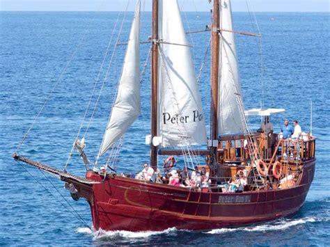 barco pirata los gigantes barco pirata peter pan tenerife excursiones tenerife