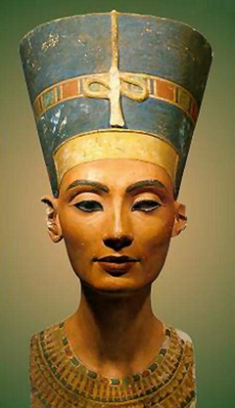 imagenes de faraonas egipcias who is egypt s mysterious queen neferneferuaten