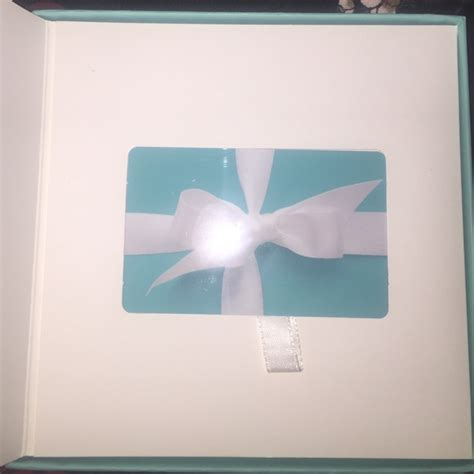 Tiffany Gift Card - 33 off tiffany co other tiffany co gift card from ashley s closet on poshmark