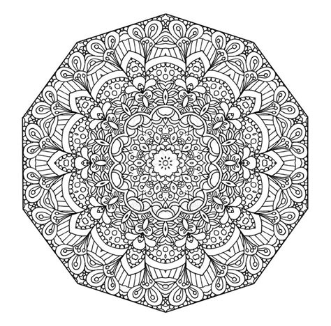 meditative mandala menagerie an advanced coloring book books mandalas et coloriages abstraits imprimables pour soulager