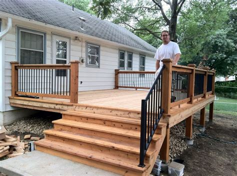 small  deck small decks   small backyard