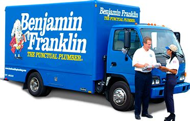 Benjamin Franklin Plumbing Franchise by Benjamin Franklin Plumbing Franchise Information