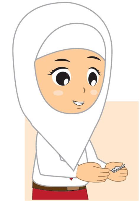Gunting Kuku Animasi bahasa arab kata kerja 2 tpq nur azizah