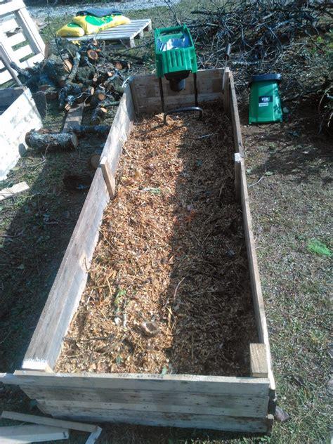 preparation dun bac de permaculture permaculture