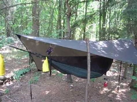 Hennessy Hammock Modifications by Hennessy Hammock Suspension Mod