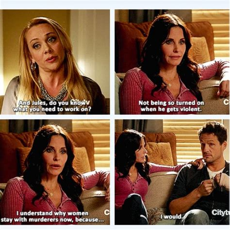 Cougar Town Memes - cougar town funny quotes quotesgram