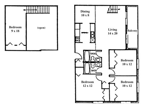 two level floor plans college park springbrook row floor plans rouse management