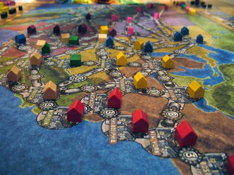 Carcassonne Amazonas Board forget of thrones the best board are german