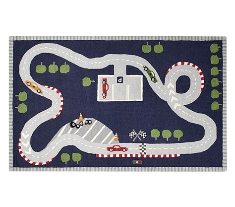 car rugs for race car rug pottery barn