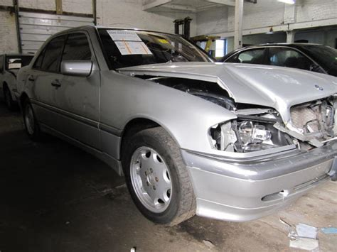 Mercedes C280 Parts by Parting Out 1999 Mercedes C280 Stock 110669 Tom S
