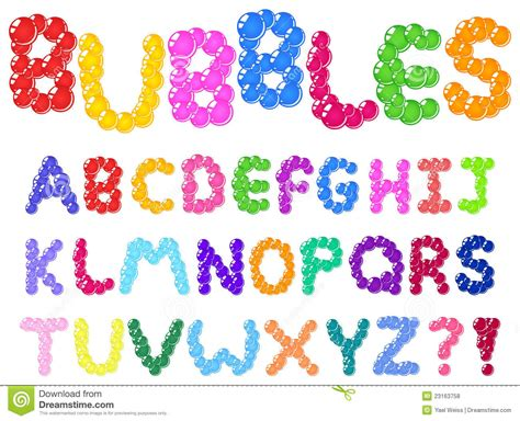 Lettering Notebook S M bubbles alphabet stock vector image of elements