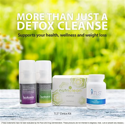Tls Weight Loss Detox by Detox For Summer With Tls Weightloss