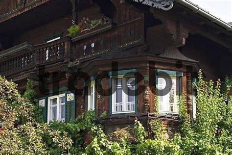 traditional tyrolean house st johann in tirol tirol framehouse in st johann in tirol tyrol austria