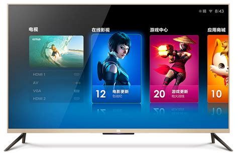 Smart Tv Xiaomi xiaomi announces affordable android powered 49 quot 4k smart tv the mi tv 2