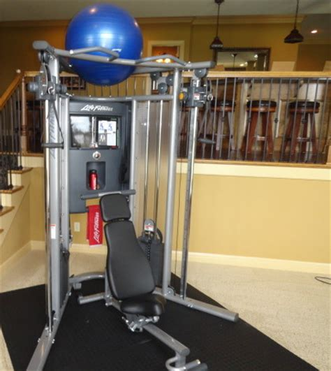 midwest  fitness equipment life fitness  home gym