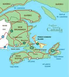 map prince edward island canada