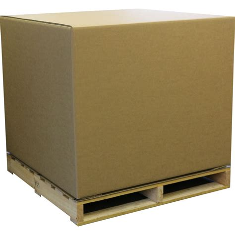 heavy duty pallet boxes micor packaging