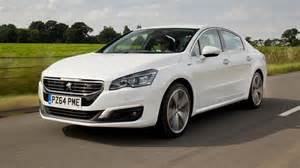 peugeot 508 review top gear