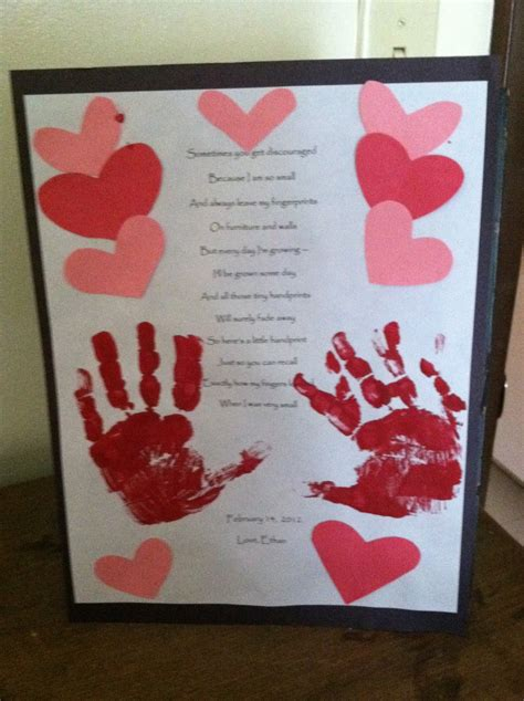 valentines poem for children guest post valentine s day handprint poem