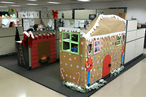 cube christmas decorating ideas cubicle decorations letter of recommendation
