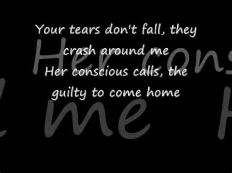bullet for my tears dont fall lyrics bullet for my tears don t fall acoustic