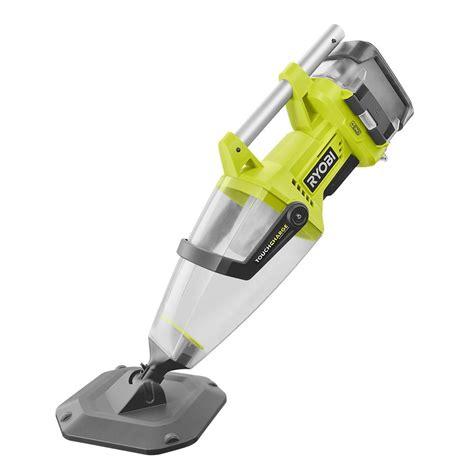 vacuum 18 by power pool shop ryobi 18 volt one underwater stick vacuum p3500k the