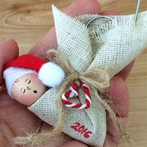 first christmas 2017 ornament new baby gift pregnancy