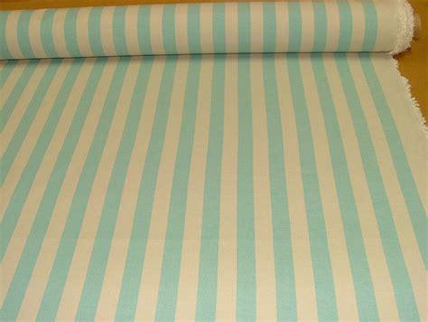ticking upholstery fabric prestigious textiles aqua calico ticking curtain