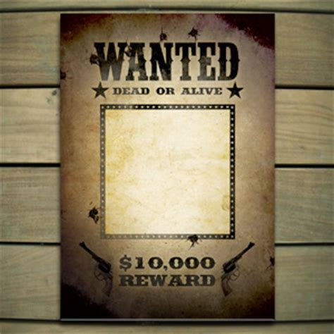 Poster Templates Free Poster Templates Backgrounds Wanted Poster Template