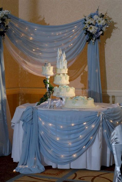 Amazing cinderella themed wedding decoration ideas (33