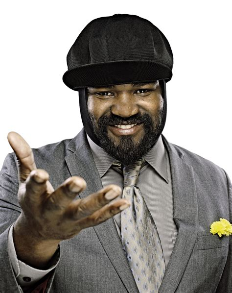 gregory porter at the revoice festival 2012