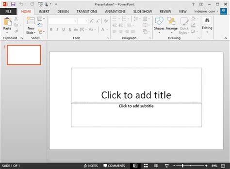 page layout in powerpoint 2013 how to insert a new title and content slide in powerpoint