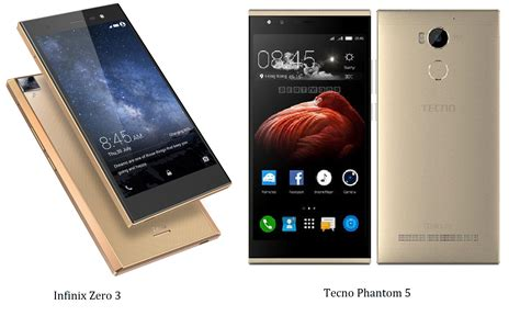 Infinix Zero5 all about smartphones infinix zero 3 vs tecno phantom 5