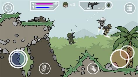 doodle army 2 mini militia gry do android pobierz