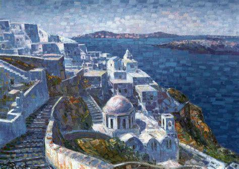 Landscape Pictures Of Greece Landscape
